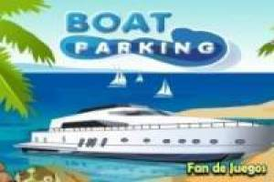 Free Boat parking Game