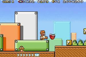 Super Mario Advance 4 (Independent)