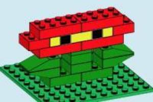 Lego: Let´s go build a