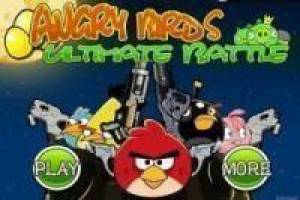 Juego Angry Birds Ultimate Battle Gratis