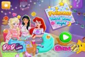 Disney Princesses: Party Table Games