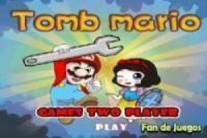 Free Mario and White Game