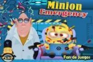 Minion herido: Emergency