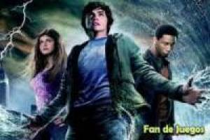 Percy Jackson et le Sea Monsters: casse-tête