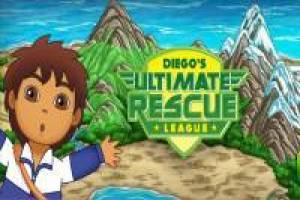 Diego´s Ultimate Rescue
