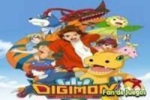 Free Digimon, puzzle Game
