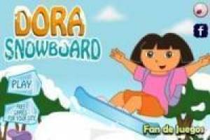 Dora the Explorer: Snowboard