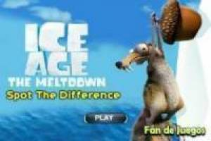 Ice Age: Differences