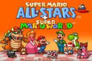 Super Mario All-Stars World