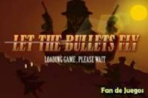 Let the bullets fly 2