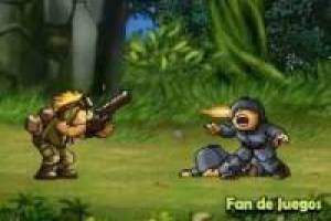 Free Metal Slug, the last mission Game