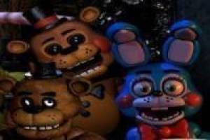 Jogo Five Nights at Freddy's Puzzles Livre