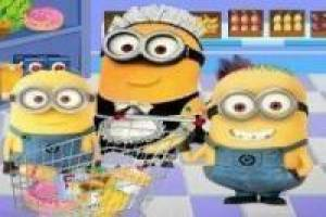 Free Minions shopping Game