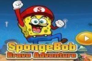 Spongebob: adventures in the world of mario