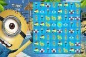 Juego Minions Match It Gratis