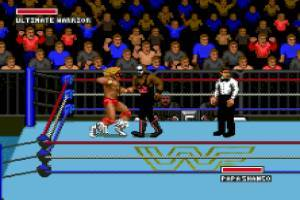 WWF Super WrestleMania (USA, Europe)