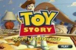 Toy story: Ricerca differenze