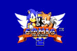 Sonic The Hedgehog 2 The Adventure of Sonic and Tails
