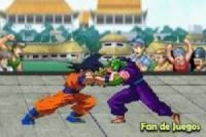 Dragon ball z: vídeo de Goku y Vegeta saiyan