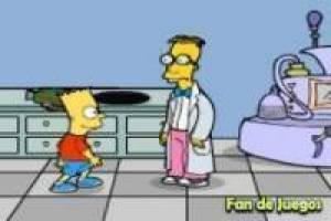 Bart Simpson vs Saw 2