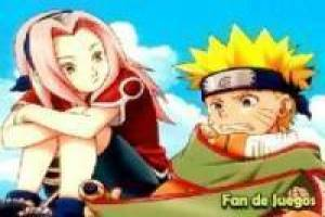 Naruto: look for differences