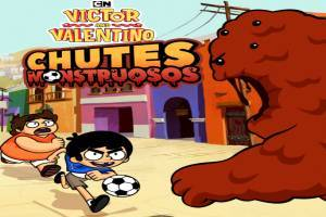 Victor and Valentino: Chutes Monstruosos