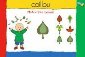 Caillou: Match the Leaves