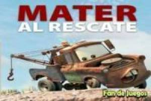 Free Cars, mater to the rescue Game