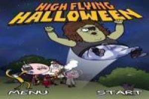 Regular Show Halloween