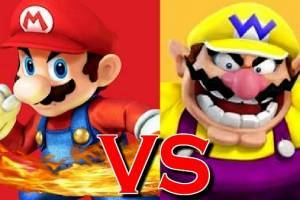 Super Mario vs Wario Run