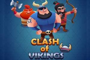 Jogo Clash of Vikings