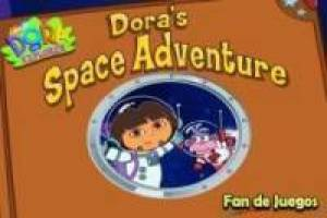 Free Dora in space Game