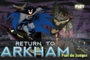 Free Batman arkham Game