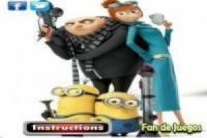 Despicable Me 2: Animierte Unterschiede