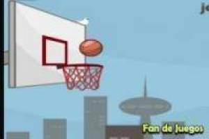 Outdoor basketbal