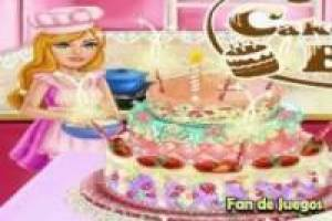 Create birthday cake