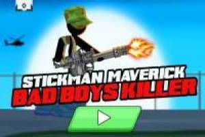 Stickman: Bad Boys Killer