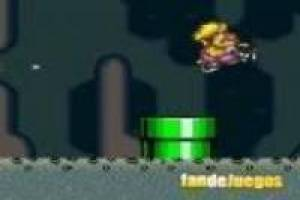 Wario bike escape
