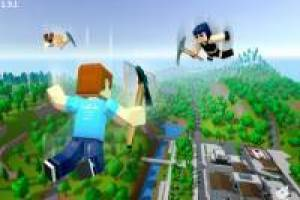 Minecraft Battle Royale