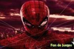 Free Search and find the hidden letters of spiderman Game