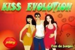 Kuss Evolution