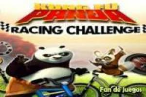 Kung Fu Panda 2, racing bicycles