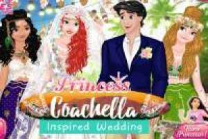 Princesses: Wedding at the Coachella