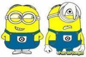 Colorer les Minions