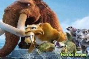 Ice age 4: puzzles