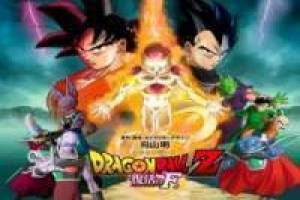 Gratis Dragon ball z: the resurrection of freezer puzzle Spelen