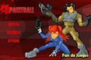Juego Paintball: dispara pintura Gratis
