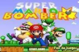 Free Super Mario bomber Game
