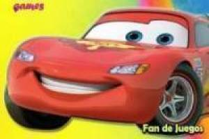 Voitures: Lightning McQueen course