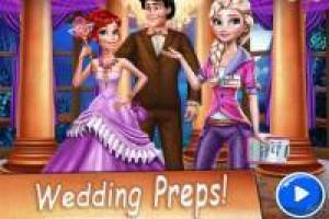 Elsa decorates fabulous weddings